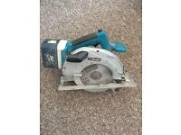Makita still saw with grinder
