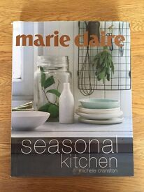 Marie Claire Seasonal Kitchen by Michele Cranston (hardback)