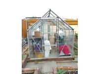 Greenhouse 7.5ft x 6.5ft