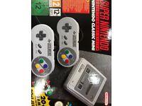***BRAND NEW*** Super Nintendo Classic Mini SNES