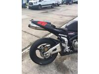 Honda CBR600RR 600RR 03 Track Race Bike Not ZX6 R6 GSXR