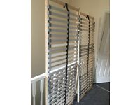 Ikea Lonset Standard Double Bed Slats