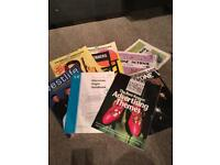 Organ/keyboard music books