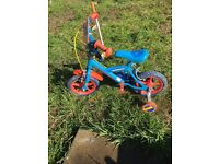 Childs Thomas bike