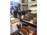 SALE!!! AUTHENTIC Michael Kors Tina medium satchel