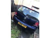 VW POLO HATCH 1.2 PETROL BREAKING ALL PARTS
