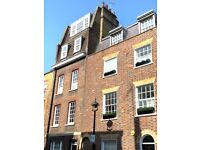 NEWLY RENOVATED 1 BED + 1 STUDY FLAT IN WESTMINSTER