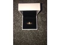 Pandora ring perfect condition, not wanted