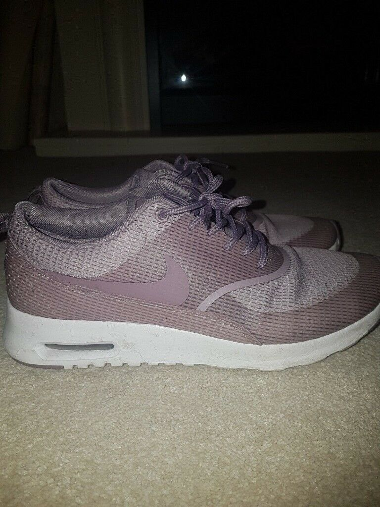 NIKE AIR MAX THEA PASTEL LILAC / PINK WOMENS / GIRLS TRAINERS UK
