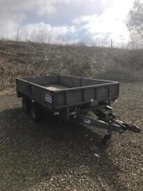 10x5 ifor Williams 2700kg trailer