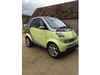 Smart Car Fortwo Coupe 2003