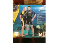 Adult shorty wet suit for sale