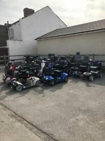 STANLEY MOBILITY SCOOTER WAKEFIELD NO LOCAL CALL OUT FEES SERVICE REPAIRS SALES