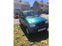 Jeep for sale brand new MOT