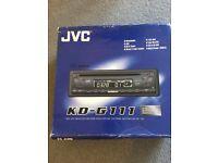 JVC CD Receiver