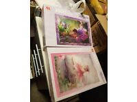 Two fairy puzzles