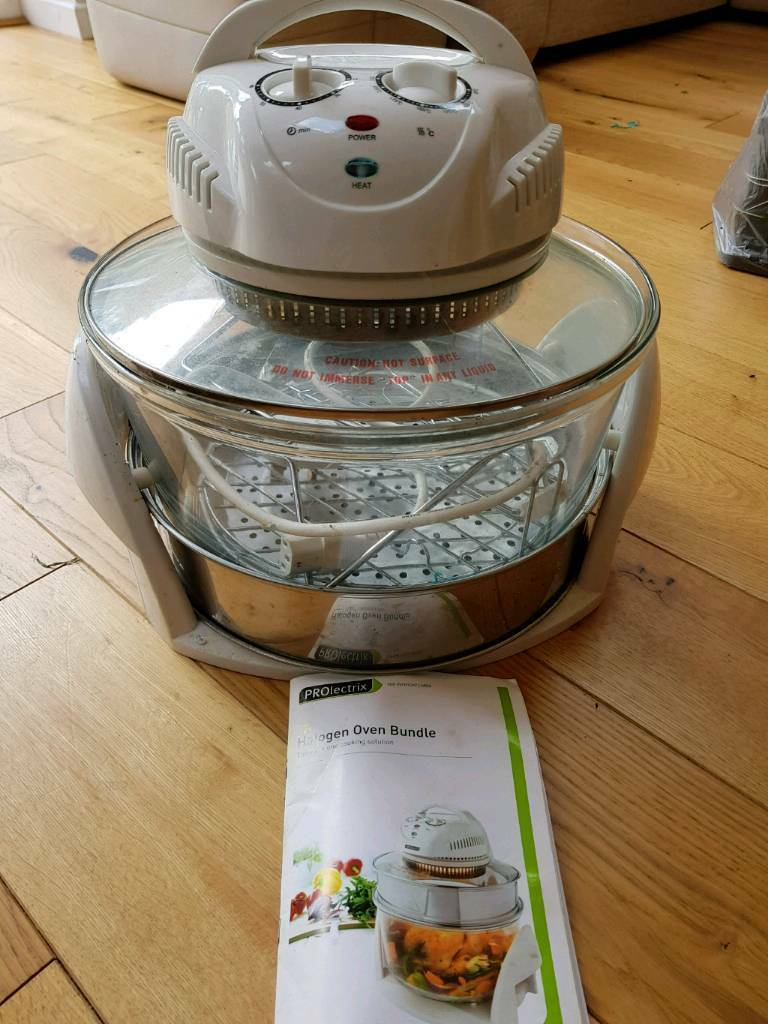 Prolectrix Halogen Oven Used Vgc In Coventry West Midlands Gumtree