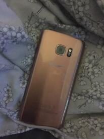 Samsung Galaxy S7 Rose Gold