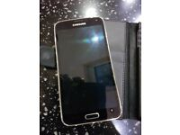 Samsung S5 unlocked phone in perfect condition