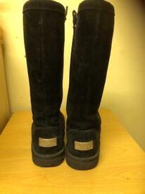 Ugg boots. Black