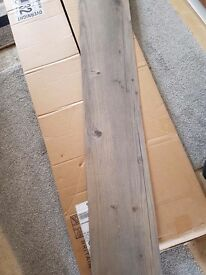 Vinyl flooring x2 boxes