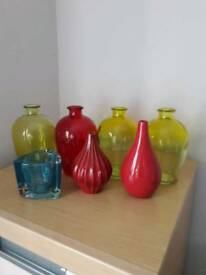Selection of next vases