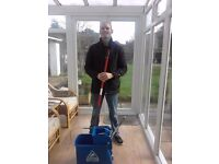 Get your house cleaned by a professional - £10/h