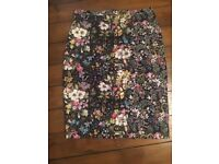 Beautiful Oasis Floral Skirt - Size 16 - excellent condition
