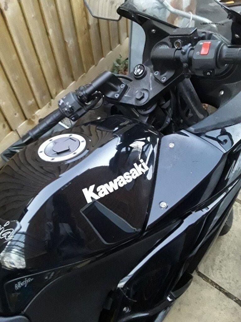 Kawasaki Ninja 250cc Good Reliable Runner 2 Owners Only Very Low