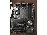 ASUs z97-AR motherboard
