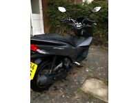HONDA PCX 125CC (NEW SHAPE)