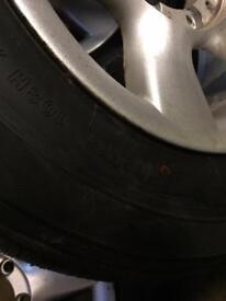 """17"""" bk racing wheels"""
