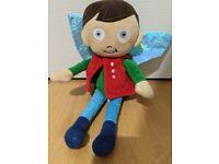 The Fairy Door Company Small Boy Fairy Plush