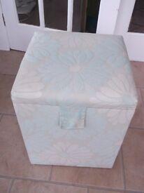 Lovely storage stool