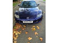 Mazda rx8 breaking