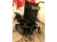 Electric Powered Wheelchair Invacare Tdx Sp2