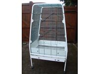 EXTRA LARGE PARROT BIRD CAGE/AVERY 69 INCH TALL 38 INCH WIDE