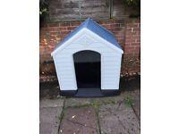 Dog XL kennel house new