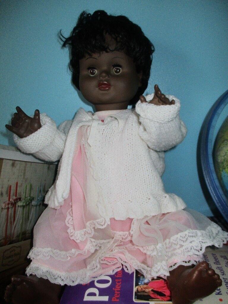 1960s ethnic doll