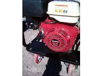 Honda gx 390 generator SDMO hx 6000