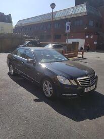 Mercedes Benz E220, Auto, Sat Nav, Diesel, Very Clean