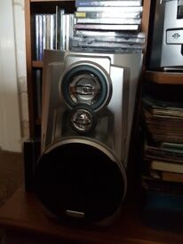 Stereo unit 2 speakers