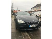 BMW, 6 SERIES, Coupe, M Sport, 2013, Semi-Auto, 2993 (cc), 4 doors
