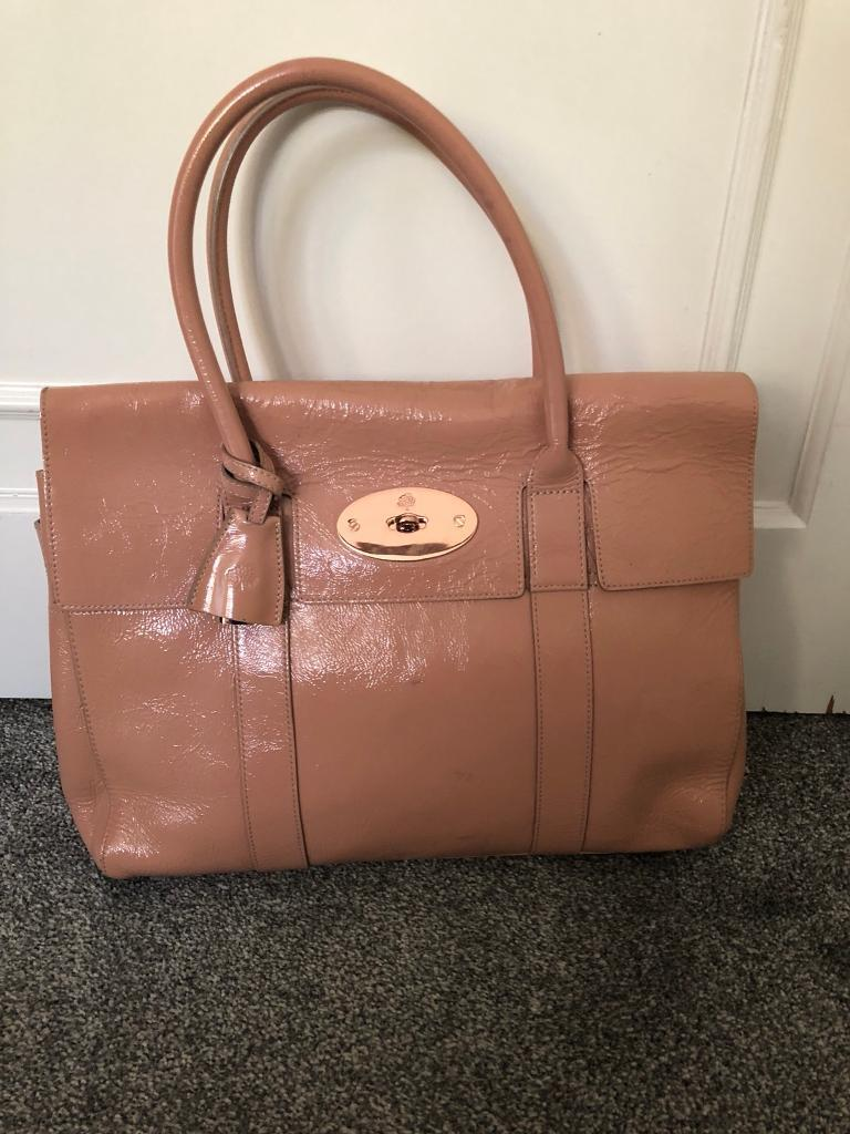 Genuine Mulberry Bayswater Bag Immaculate Condition