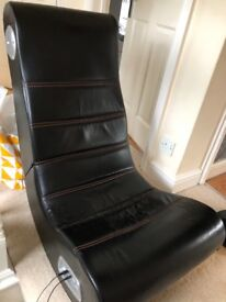 X rocker 3 speaker gaming chair