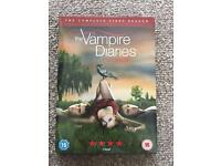 The vampire diaries DVD