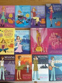 Meg Cabot book bundle