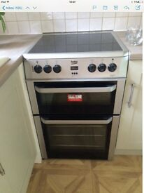 Brand new electric oven