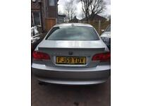 Not damaged BMW Alpina d3 biturbo auto wheels front bumper and head lights missing