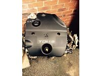Volkswagon 1.9 tdi 100bhp pd engine with gearbox cheap too clear